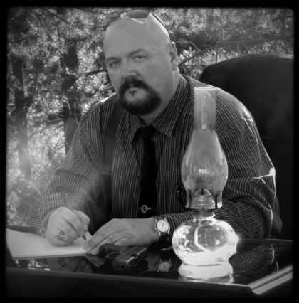 Ezra T. Gray, Owner of Johntown Crier Press LLC